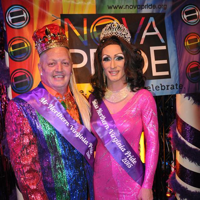 Mr. & Miss NOVA Pride 2015