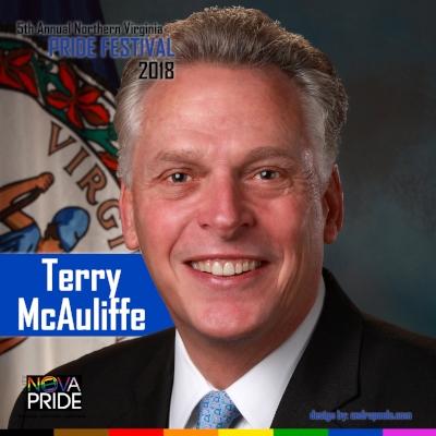 Terry McauliffeTerry Mcauliffe