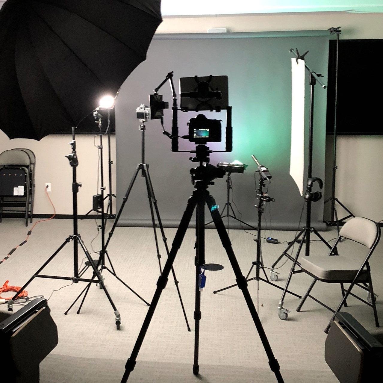 Creative video production for business