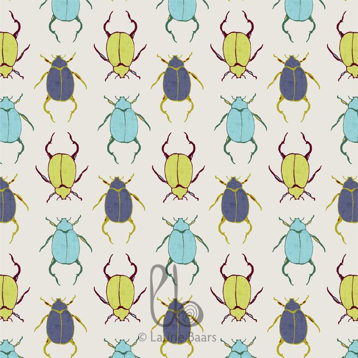 Beetles by Laurie Baars