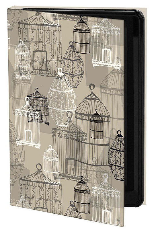 Birdcages iPad case by Laurie Baars. Available at: http://www.kekacase.com/designer-cases/laurie-baars.html