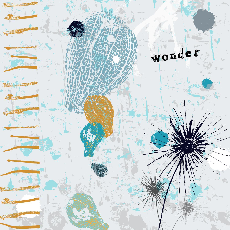 Dandelion & Pods - Laurie Baars