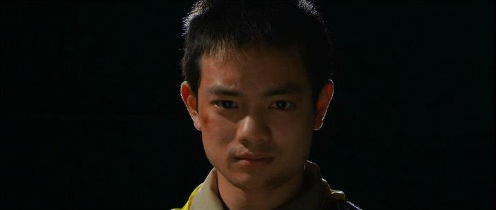 Osric Chau as The Boy