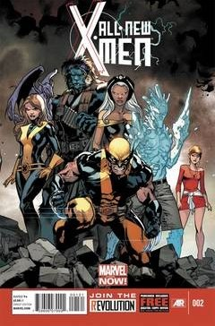 Written by Brian Michael Bendis, Art by Stuart Immonen