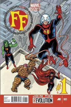 Written by Matt Fraction, Art by Mike Allred