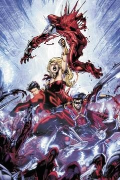 Written by Scott Lobdell, Art by Garza, Brett Booth and Mark Irwin