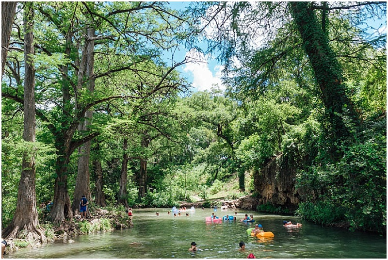 Isn't Krause Springs gorgeous?