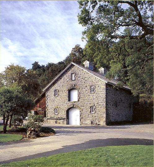 Heitz historic winery in Napa.
