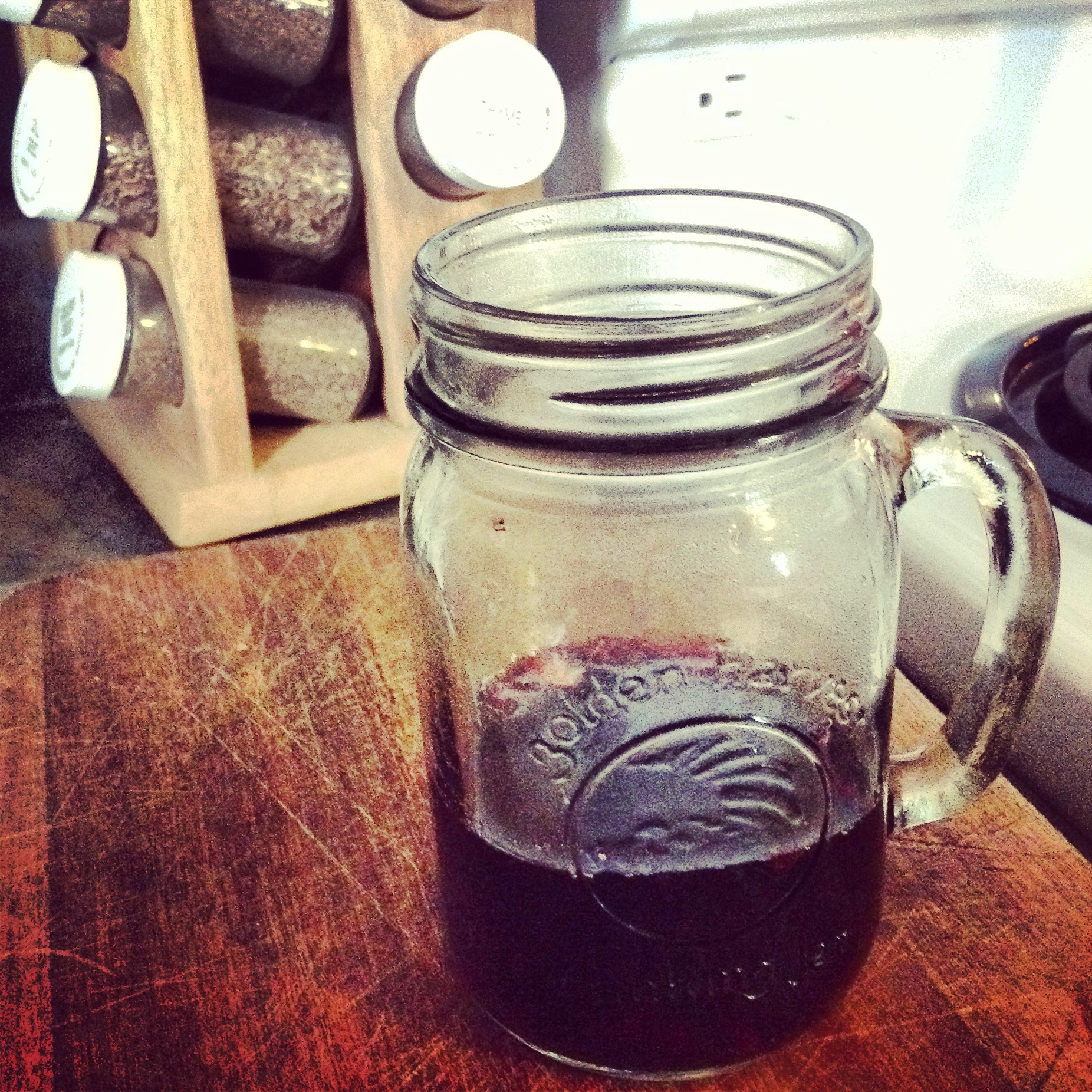 Mulled wine is much preferred to Eggnog.