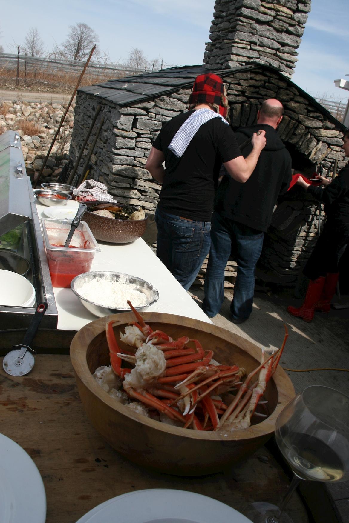 Delicious King Crab legs!