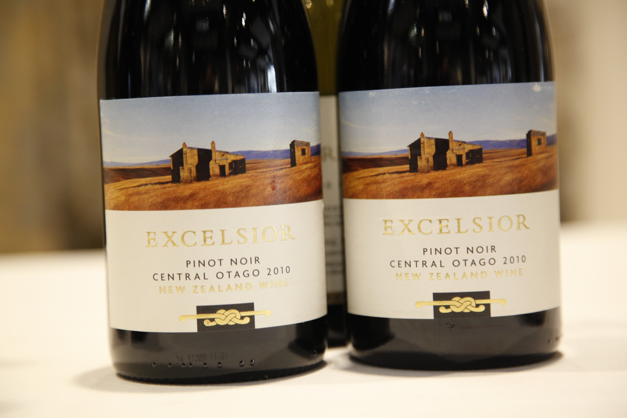 Carrick's top Pinot Noir Cuvee from Central Otago, New Zealand.