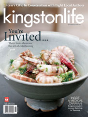 You're Invited... - Kingston Life, Sept/Oct 2011