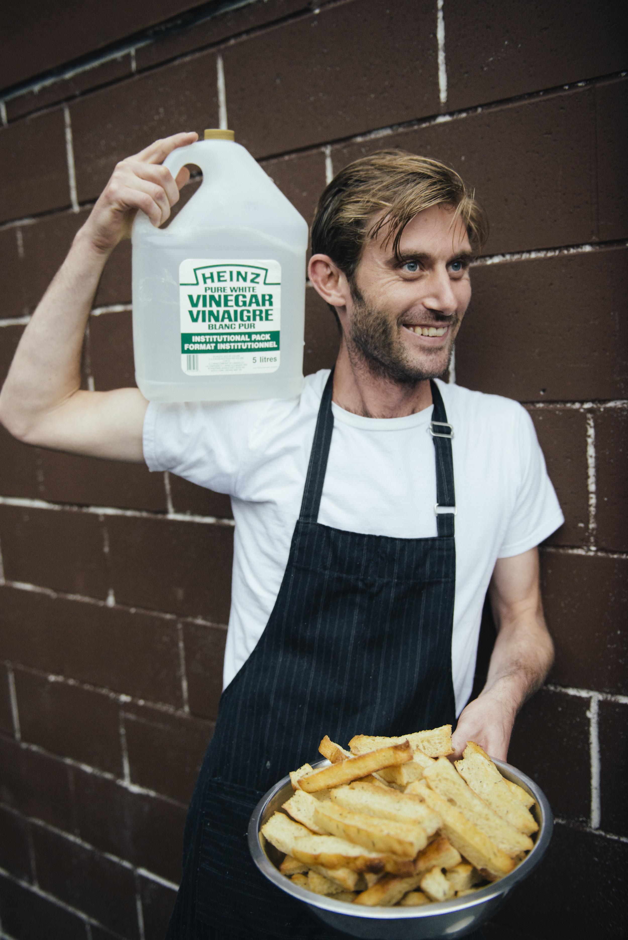 Chef Jamie Stunt