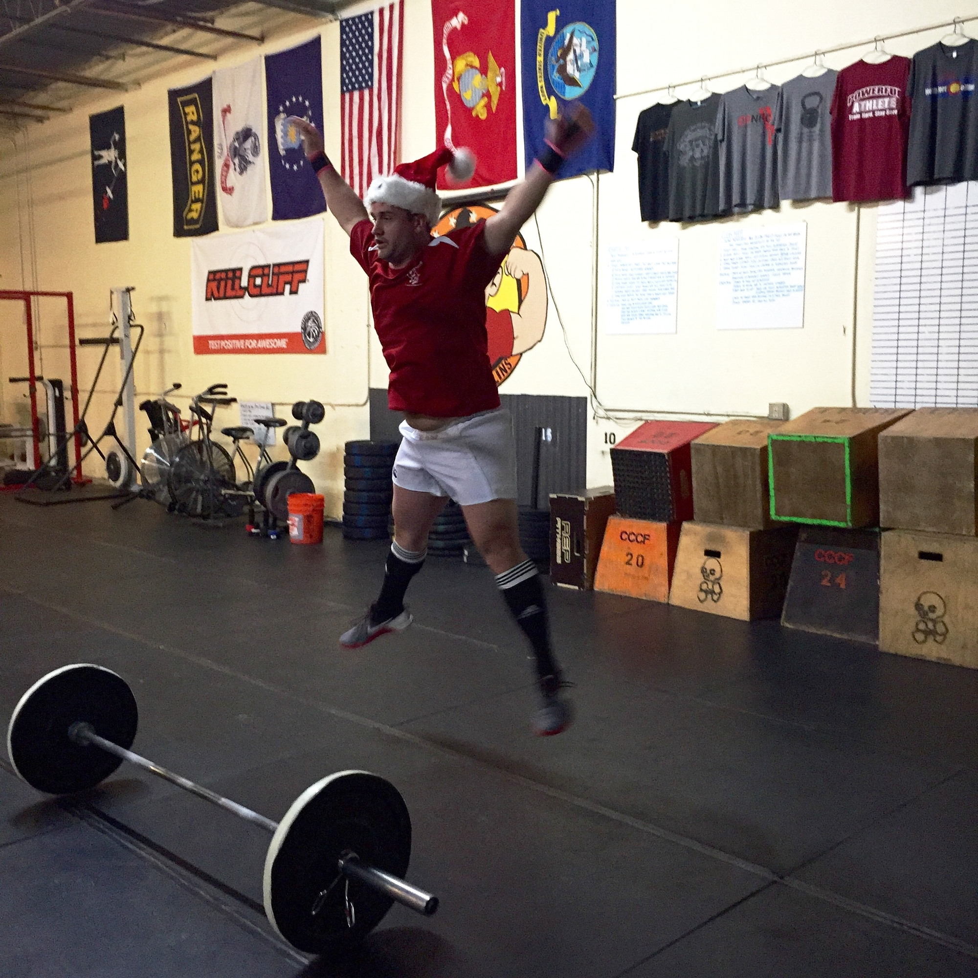 12 Days Of Christmas Crossfit Wod.Choice City Crossfit Gym Fort Collins Crossfit Classes