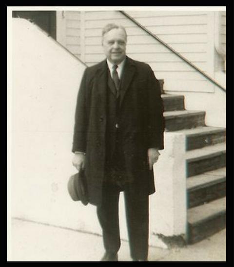 Rev. Raymond E. Burns