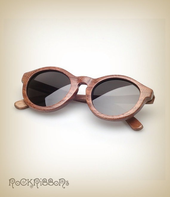 "Bamboo sunglasses by ""Rock Ribbons"" in Brisbane, Australia"