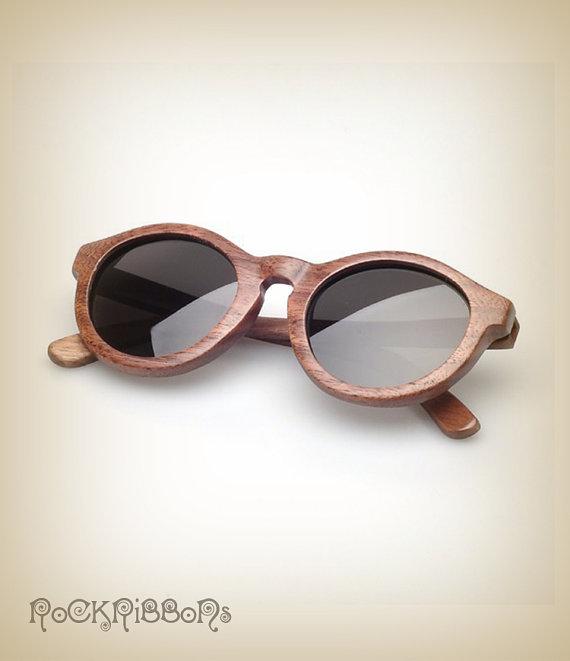 "Bamboo sunglasses by ""Rock Ribbons"" in Brisbane, Australia"
