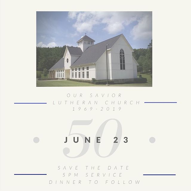 Join us for our 50th Anniversary celebration on Sunday, June 23rd!