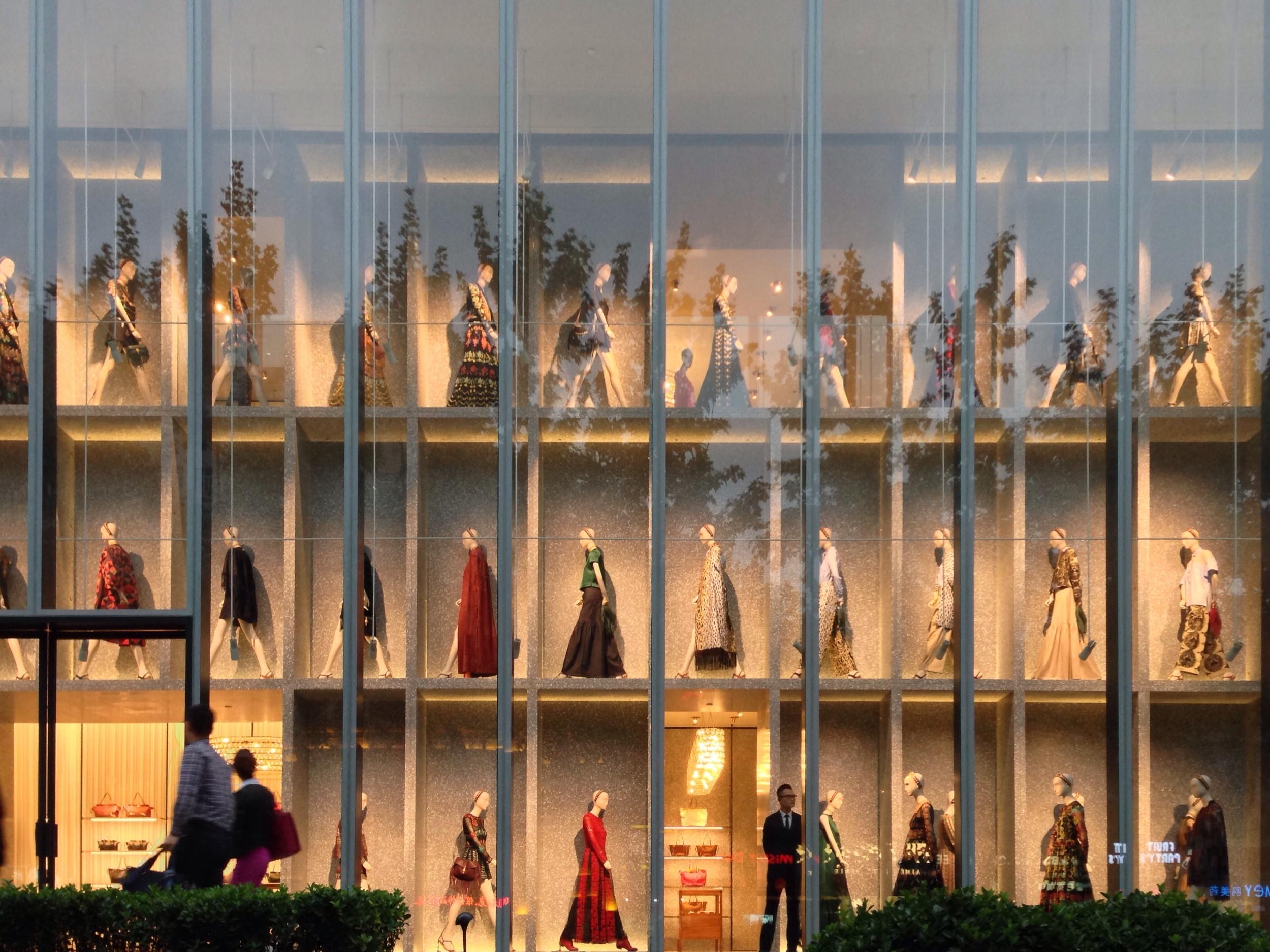 Great shop window
