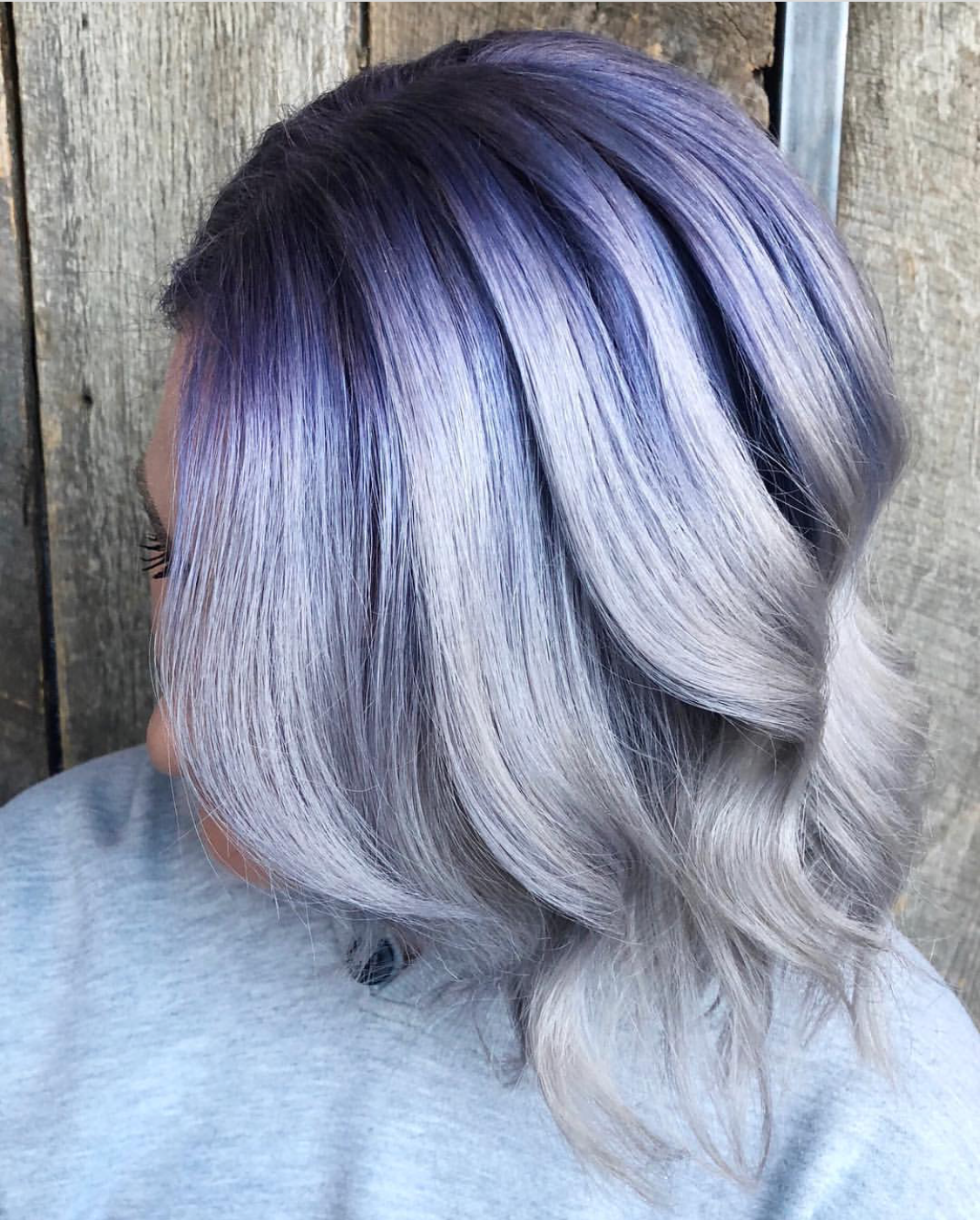 Vivid Haute Roots/Coloring & Haircut