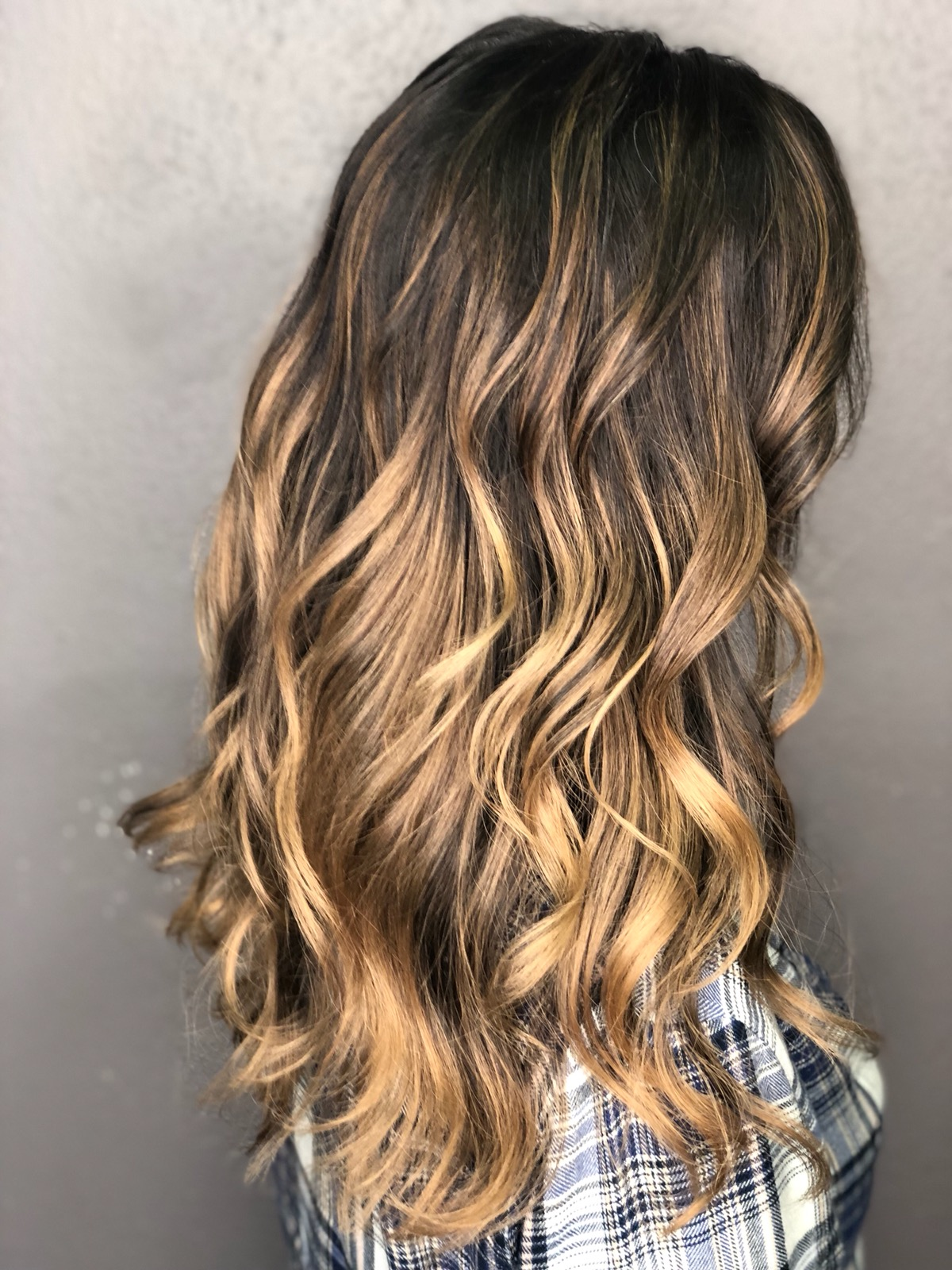 Balayage & Haircut