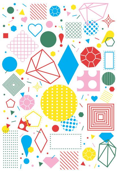 """Confetti"" by Anne Ulku"