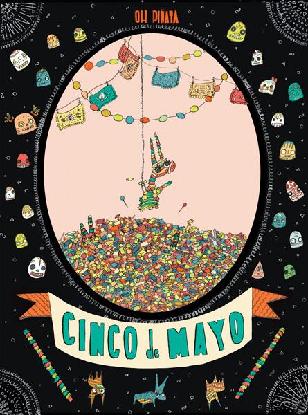 """""""Cinco de Mayo"""" by Taisha Bosher"""