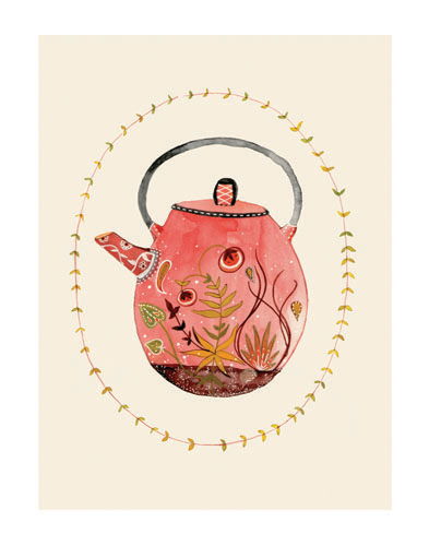 """Teapot Terrarium"" by Meera Lee Patel"