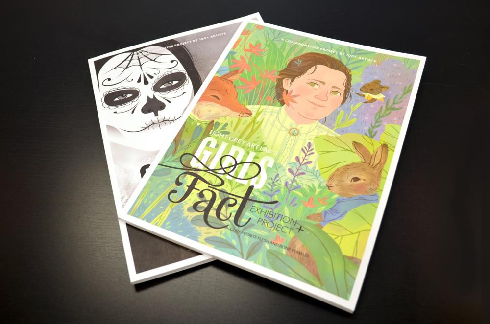 Girls: Fact + Fiction Book