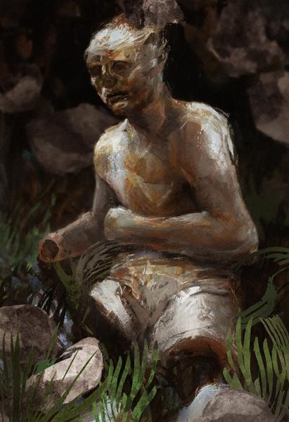 """EROSION"" BY SISHIR BOMMAKANTI"