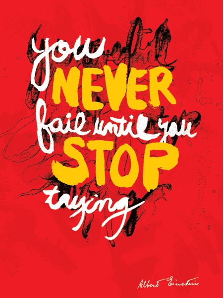 """Never Stop"" by Annie Stoll"