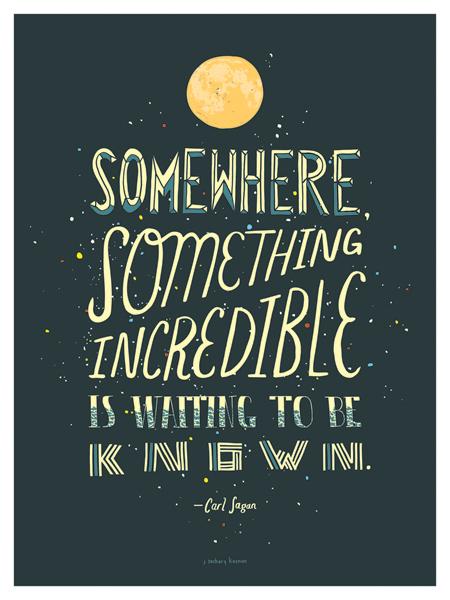 """Something Incredible"" by J Zachary Keenan"