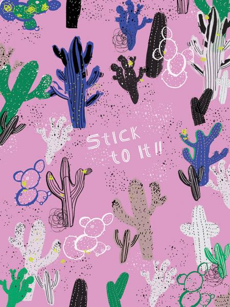 """""""Stick to It"""" by Jordan Sondler"""