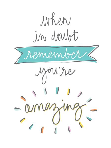 """""""You're Amazing"""" by Vân Tran Monnier"""