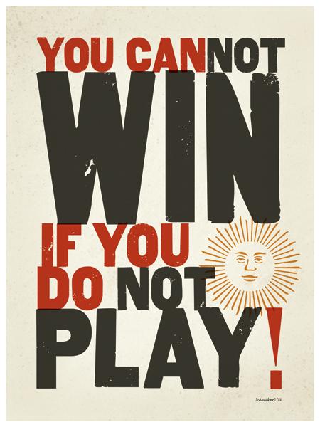"""You Can"" by Karl Schweikart"