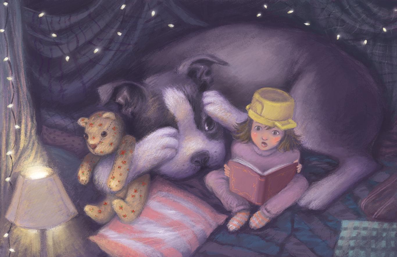 """Story Time"" by Stephanie Matos"