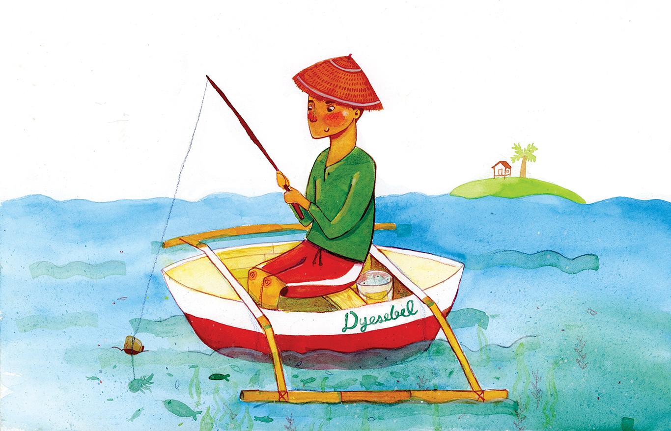 """Fisherman"" by Iori Espiritu"