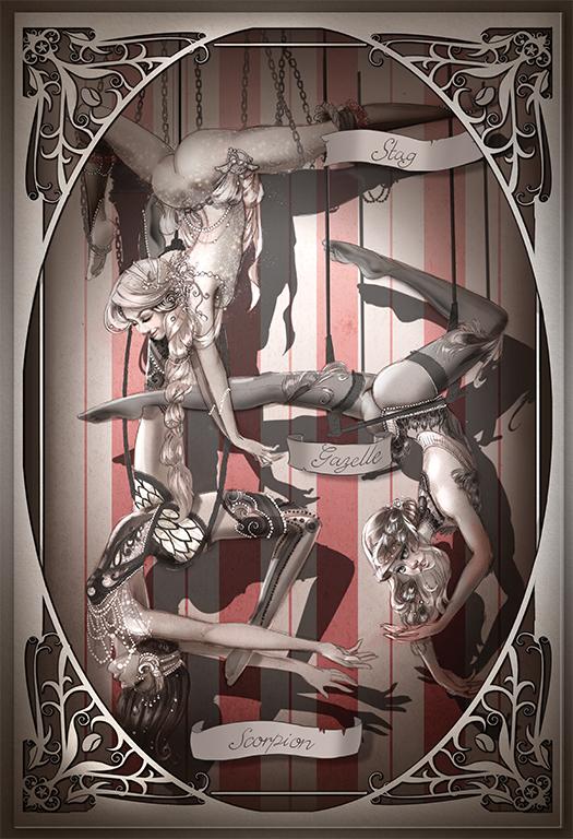 """Defying Gravity"" by Fraeya Pinto"