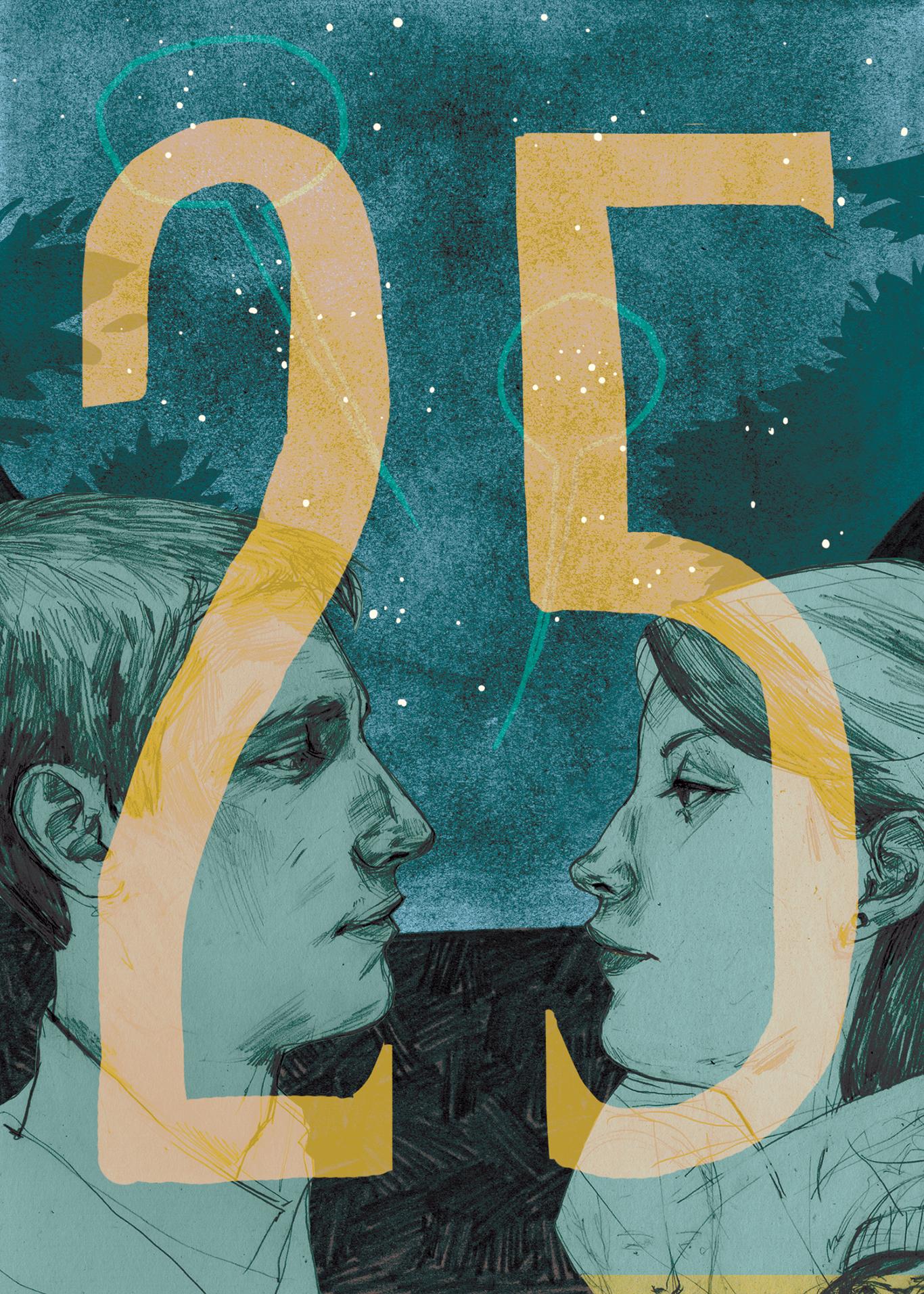 """""""25"""" by Taryn Gee"""