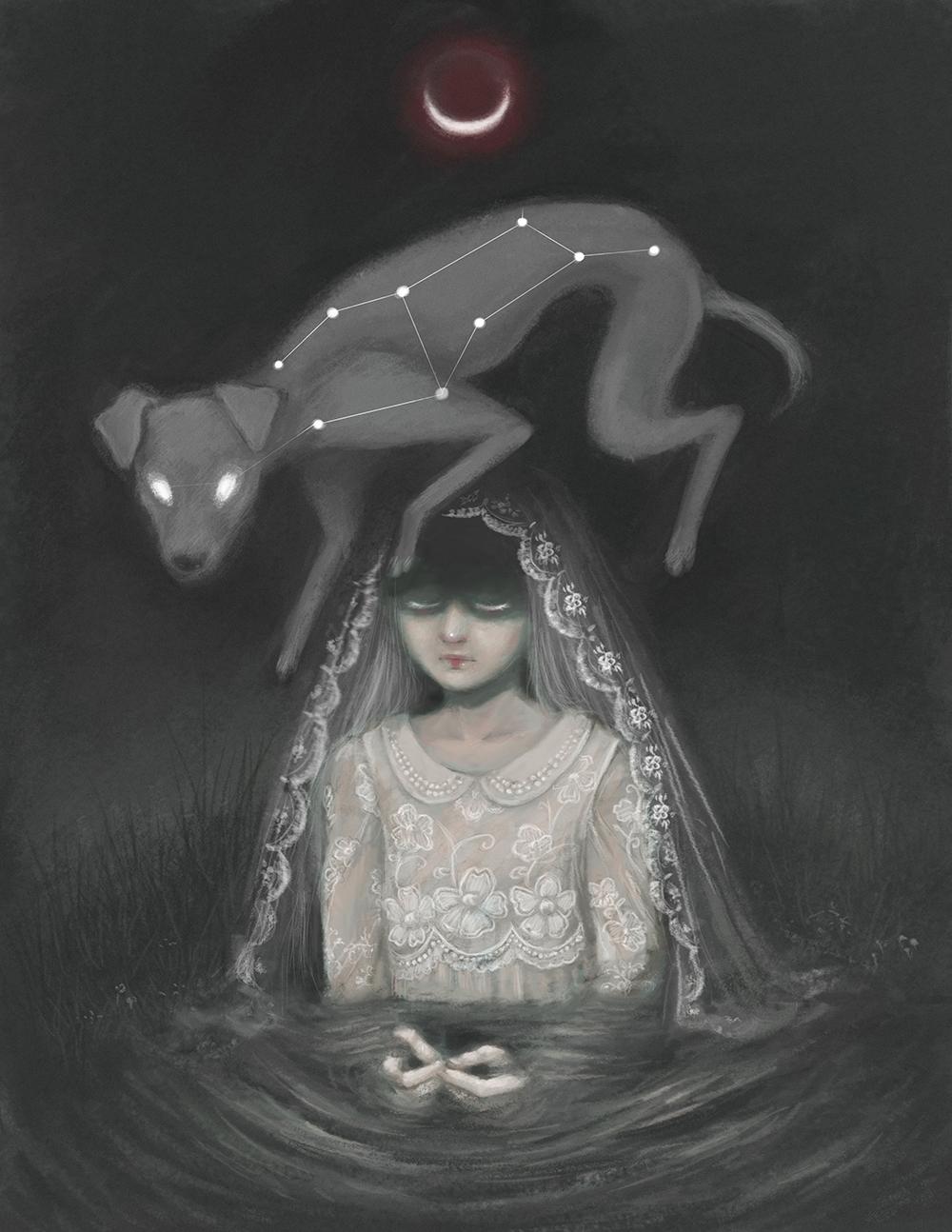 """Waning Murcury"" by Stephanie Matos"