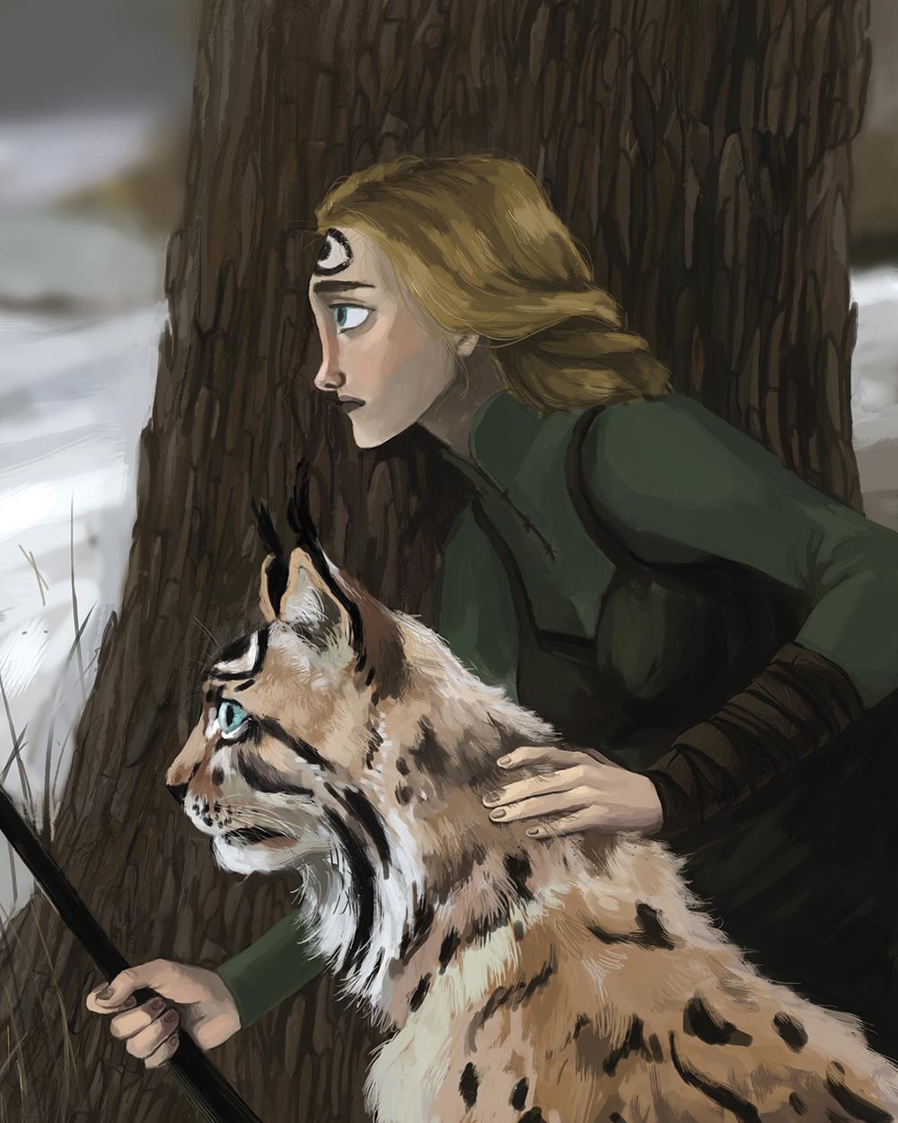 """""""The Hunt"""" by Monika Dzikowicz"""