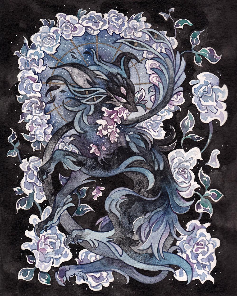 """ Cosmic Aroma"" by Emily Smith"
