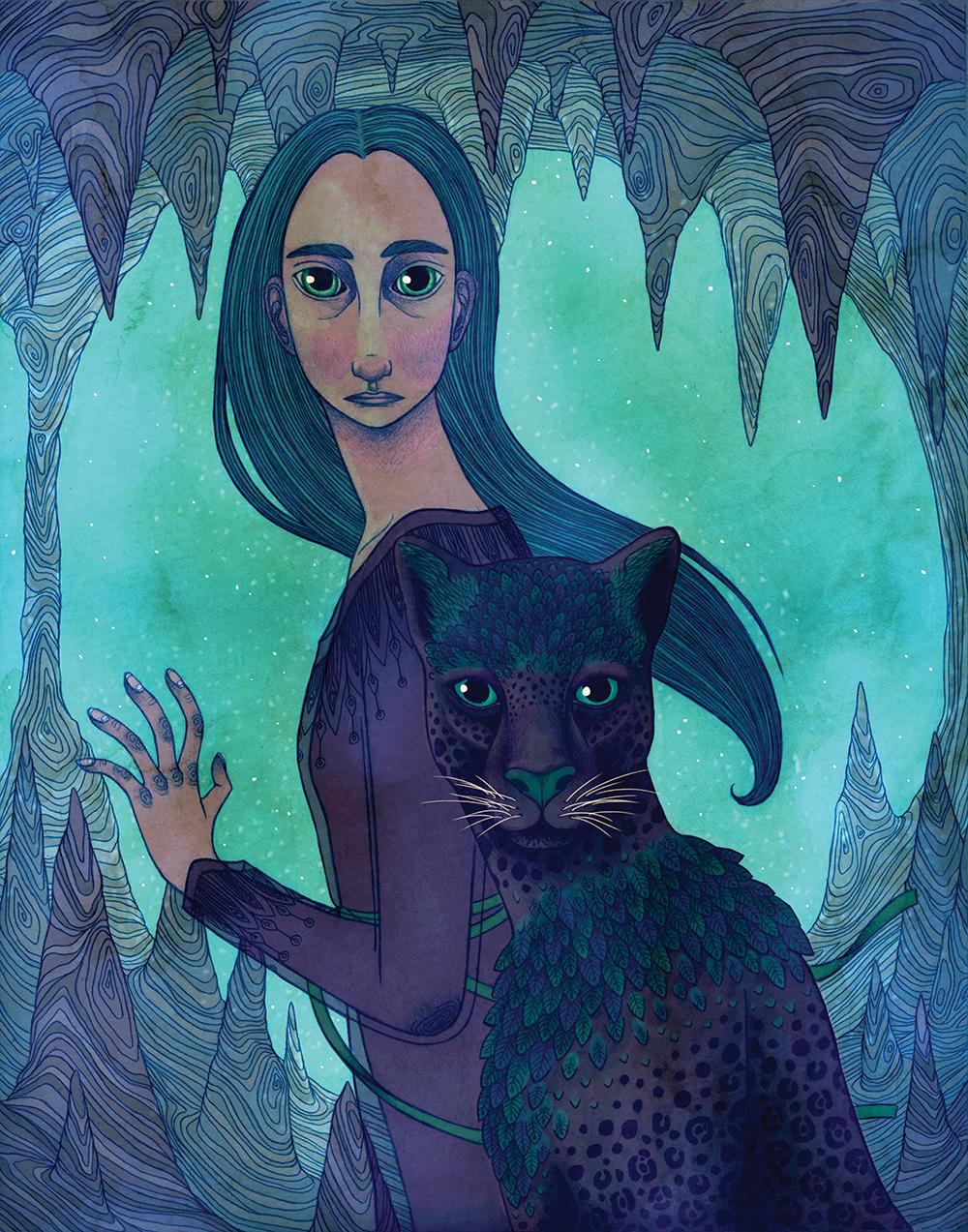"""""""Familiar"""" by Kristin Fritsch"""