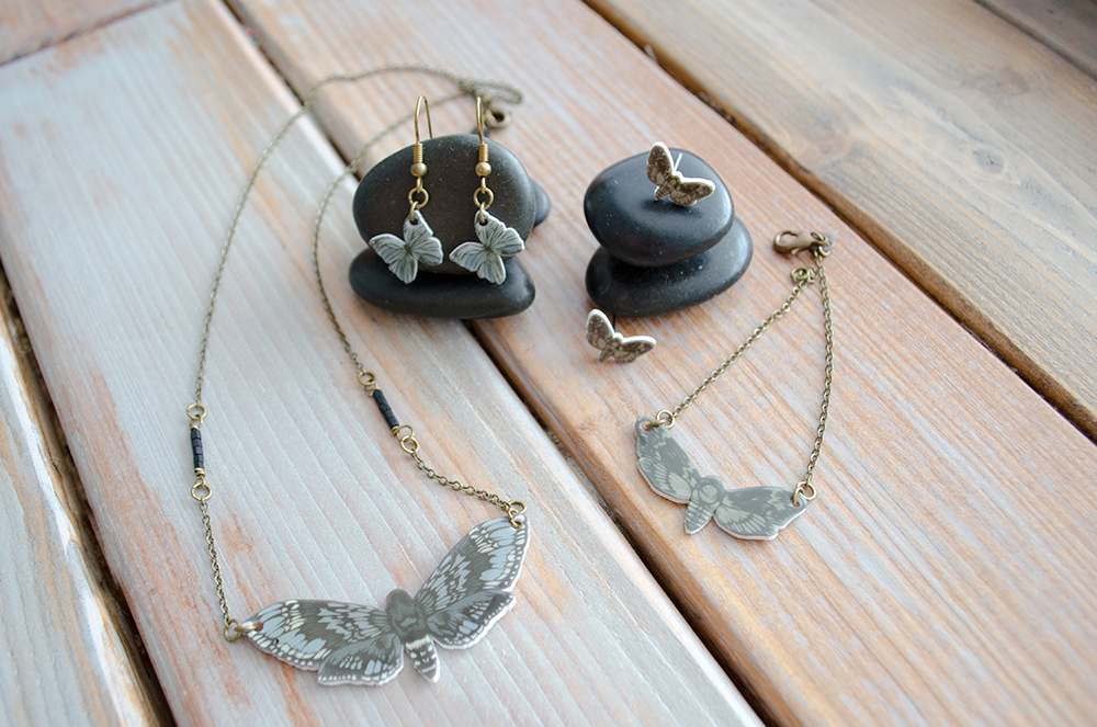 """Winged Things Collection"" by Rebecca Olene"