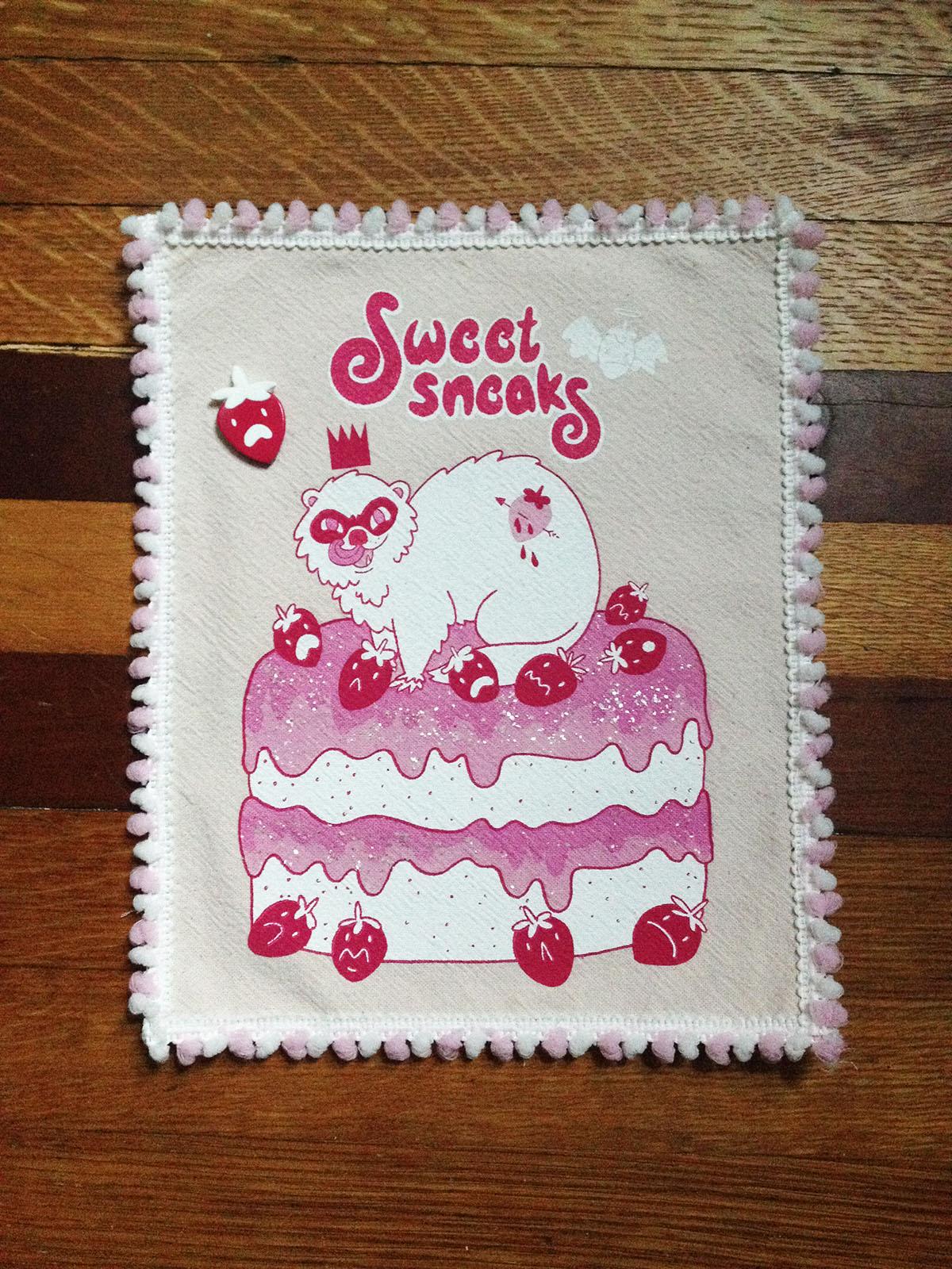 """Sweet Sneaks"" by Chelsey Hughes"