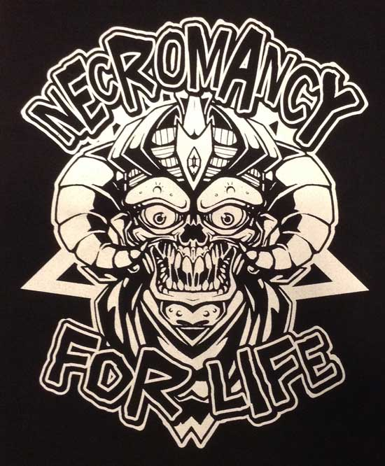 """Necromancy For Life"" by Jason Norman"