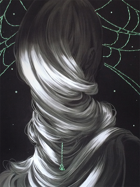 """Spun"" by Alexxander Dovelin"