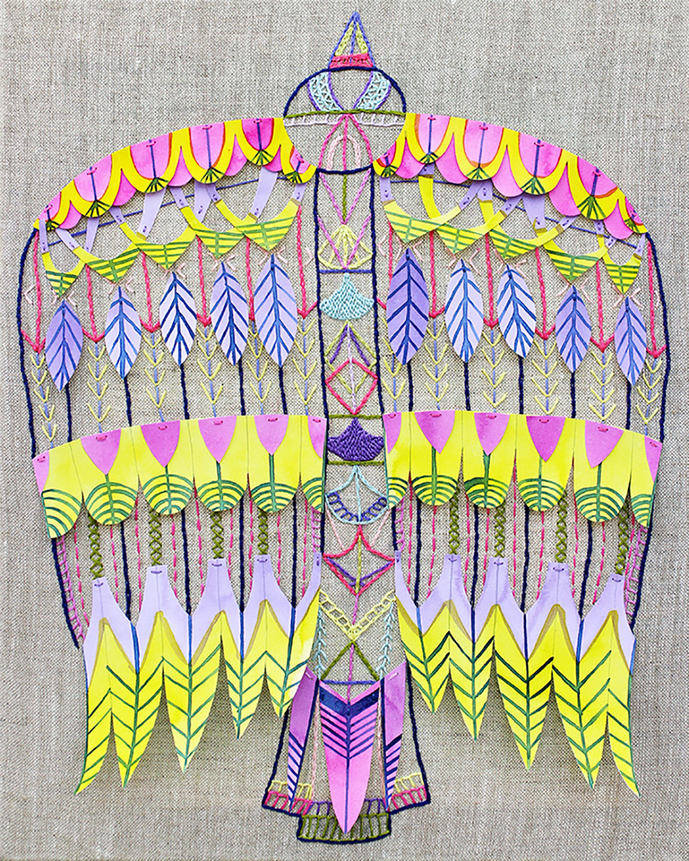 """Totem"" by Anika Starmer"