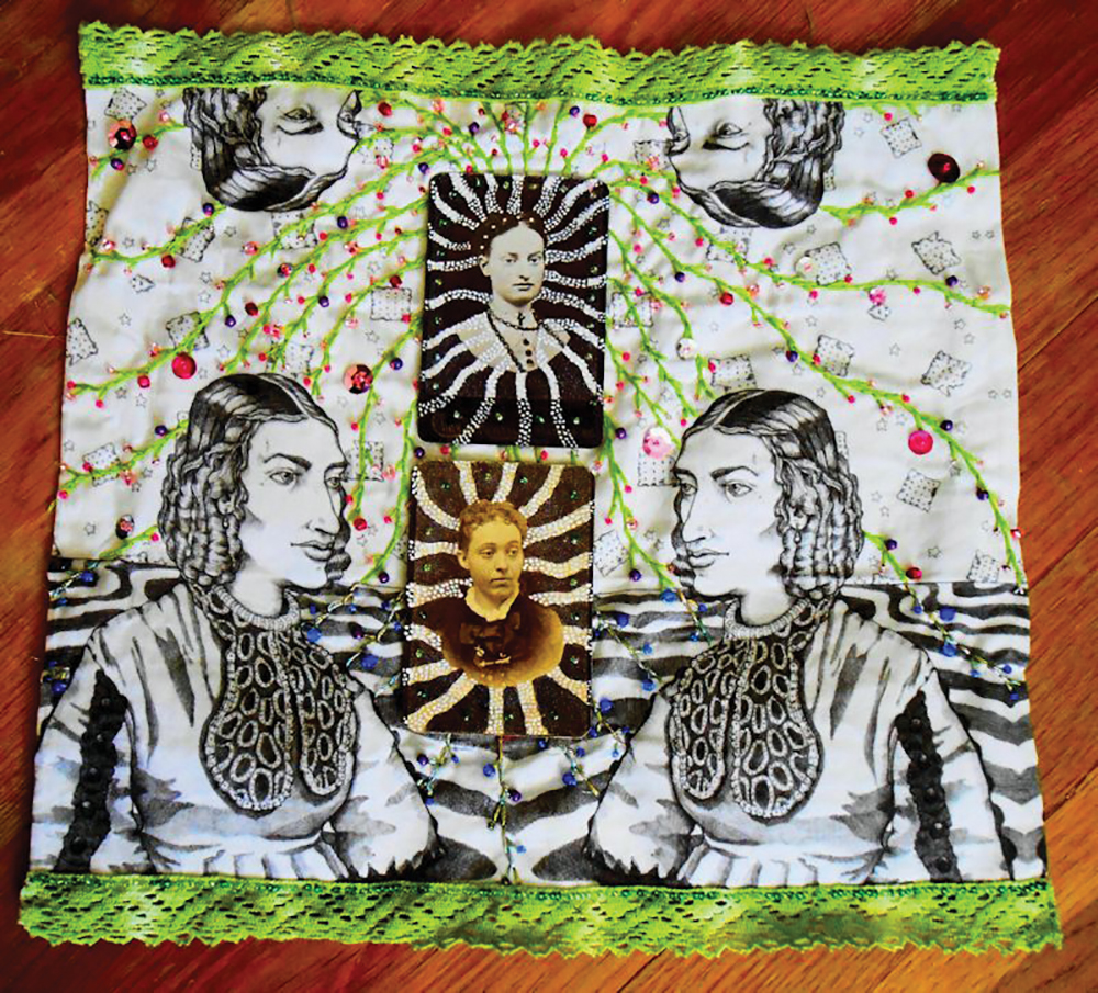 """""""Civil War Sisters"""" by Savannah Schroll Guz"""