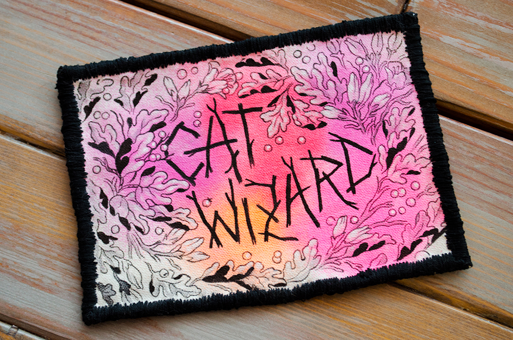 """Cat Wizard"" by Lindsay Nohl"